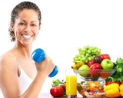 Вегетарианская диета и физические