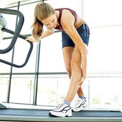 Судороги в мышцах после тренировки. Часто сводит мышцы судорогой